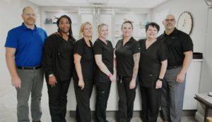 Sonnier Chiropractic Staff